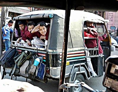 Im Tuktuk
