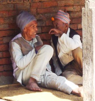 Menschen in Kathmandu_2