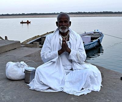 Pilger am Ganges_2