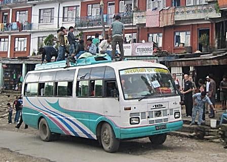 Reisen in Nepal
