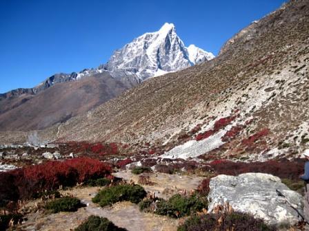 im Khumbu-Gebiet