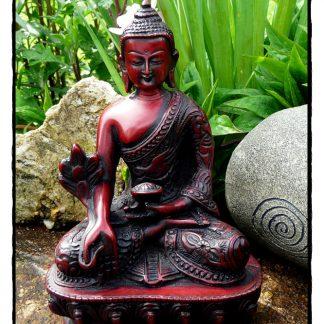 Medizin-Buddha Statue