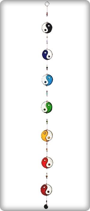 Suncatcher Yin Yang