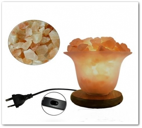 salzkristall lampe himalife. Black Bedroom Furniture Sets. Home Design Ideas