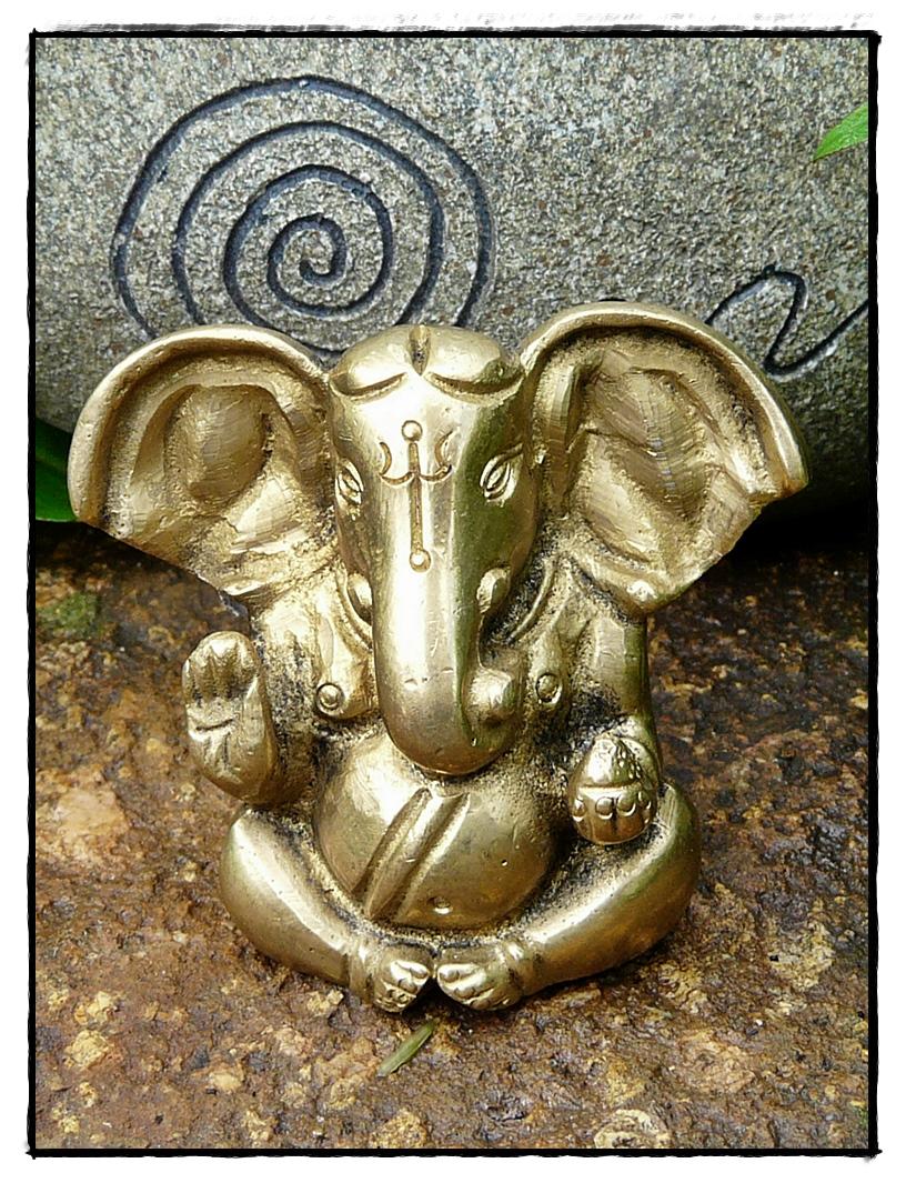 Ganesha Glücksbringer