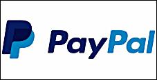 Paypal-Zahlung möglich
