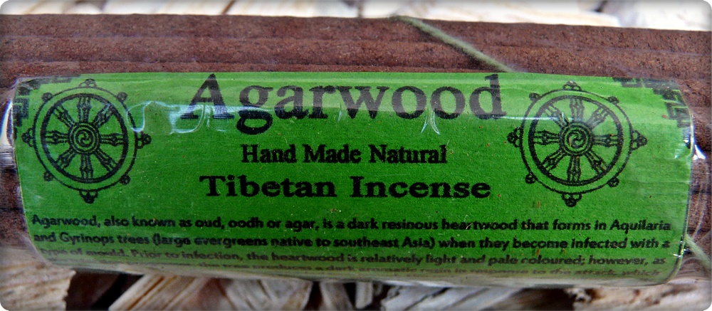Agarwood Räucherstäbchen aus Nepal