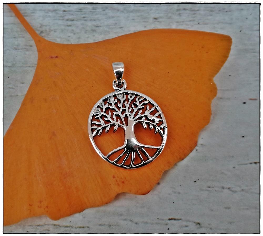 Schmuckanhänger Baum des Lebens