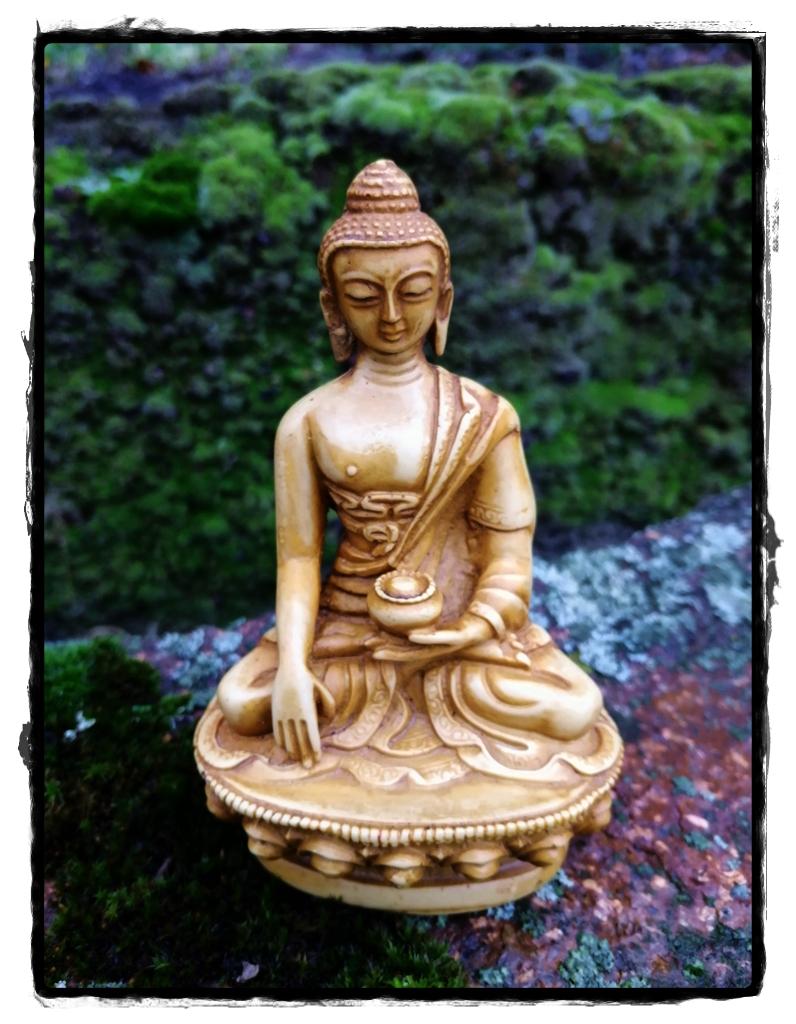 Kleine Gautama Buddha Statue