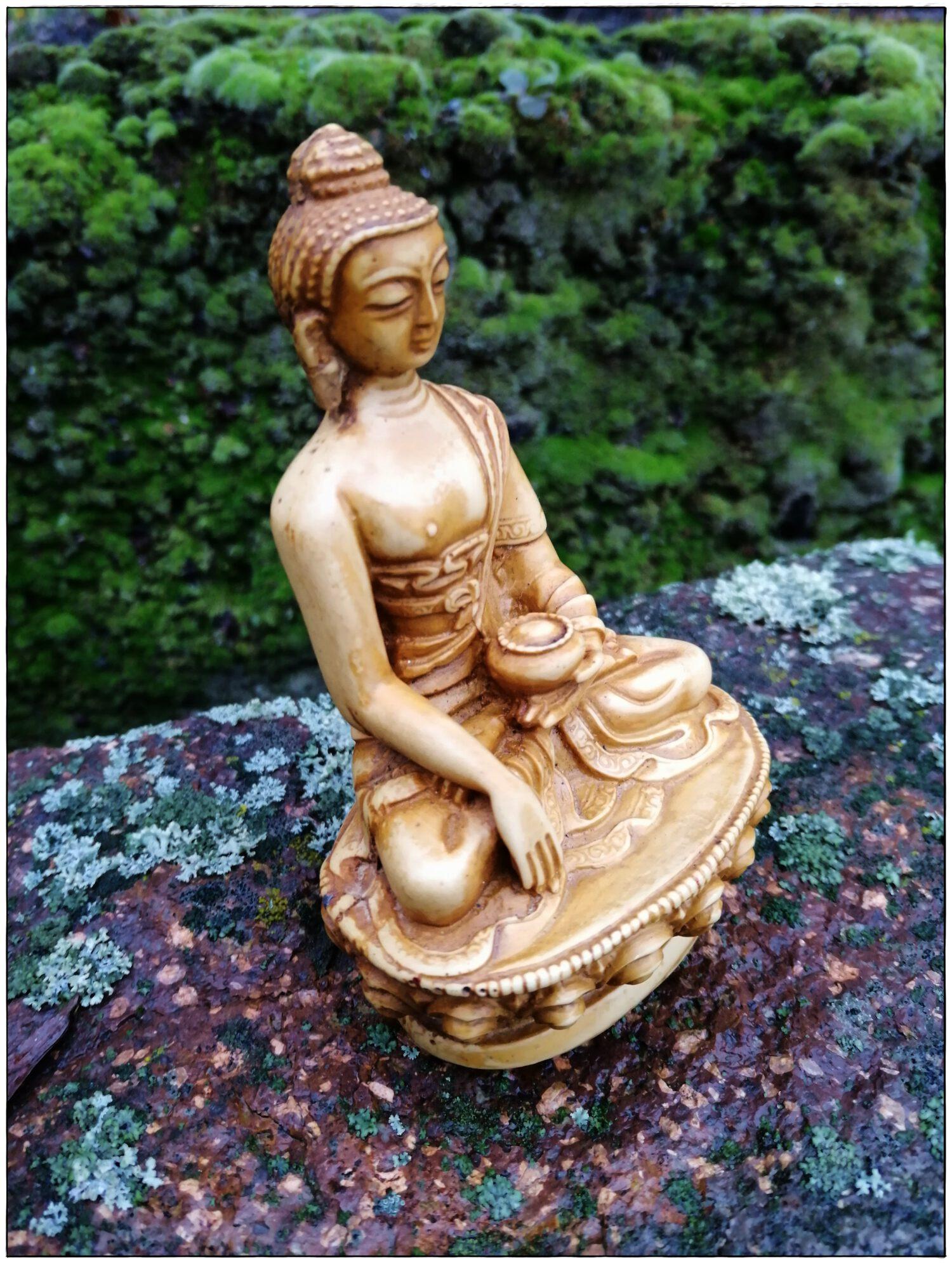 Kleine Gautam Buddha Statue
