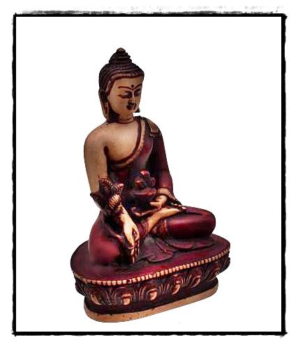 Buddha der Heilung