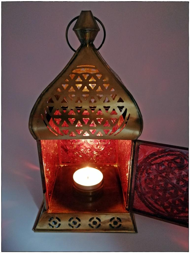 Orientalisches Licht Lebensblume