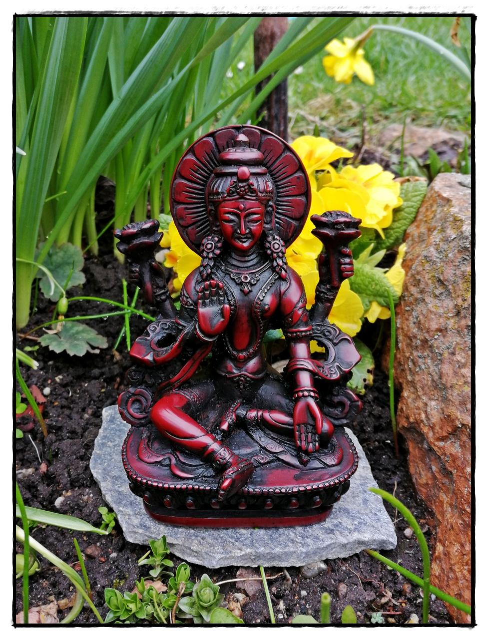 Lakshmi indische Gottheit